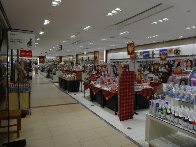 Marronnier Gate Ginza 1.  5th floor Tokyu Hands Wellness and Beauty Floor