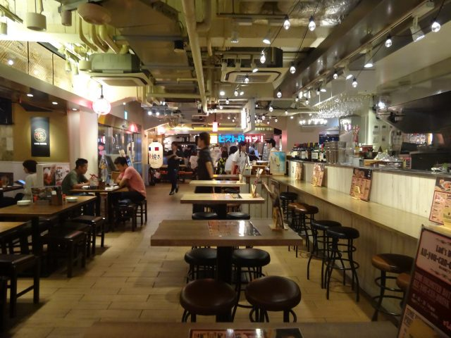 Level MB3 Basement Food and Tavern Hall
