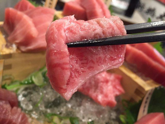脂肪豐潤的鮪魚