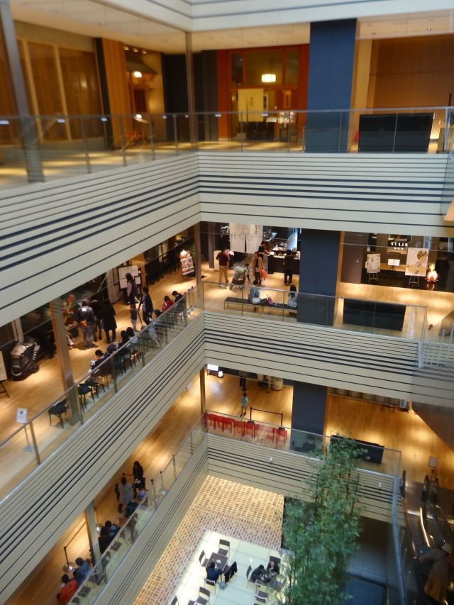 The Shopping Zone Atrium