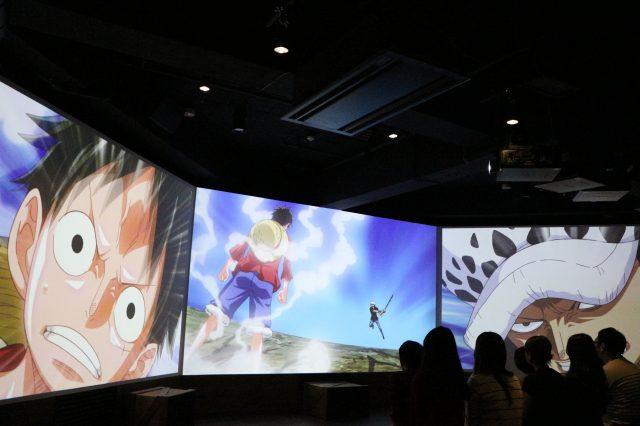5th Floor  Luffy's Endless Adventure