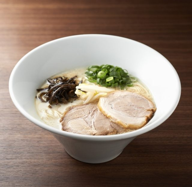 """""""Shiromaru Moto Aji"""", the original taste of Ippudo Ramen"""