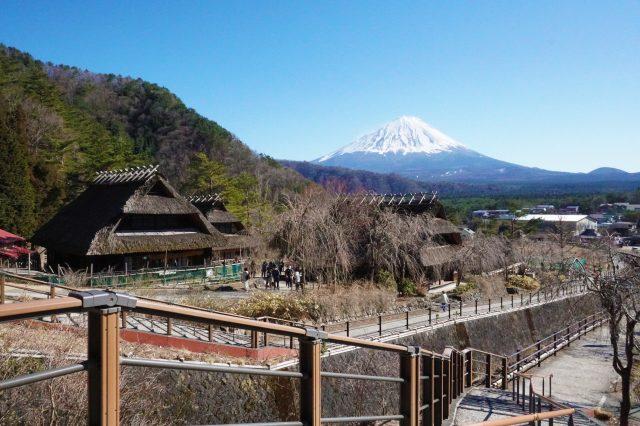 View from Fujimi Bridge