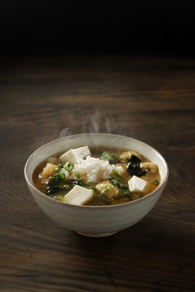 推薦給喜歡在白飯和味噌湯一起吃的人
