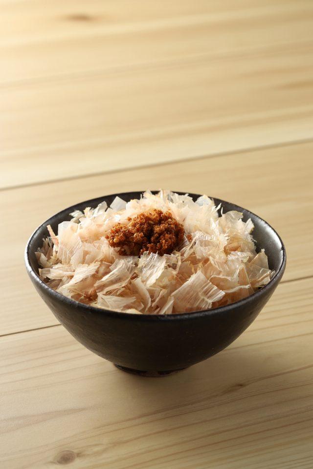 推薦給喜歡在白飯上撒上鰹魚片吃的人