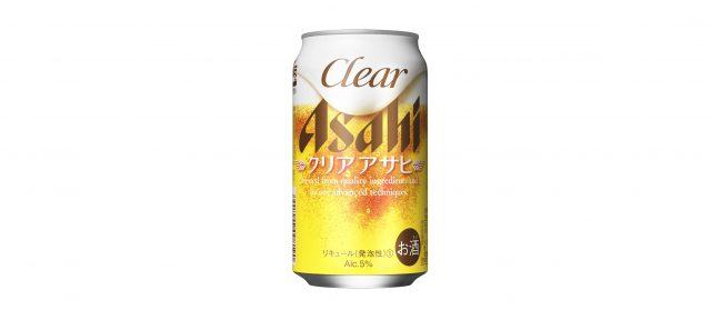 朝日啤酒 CLEAR ASAHI