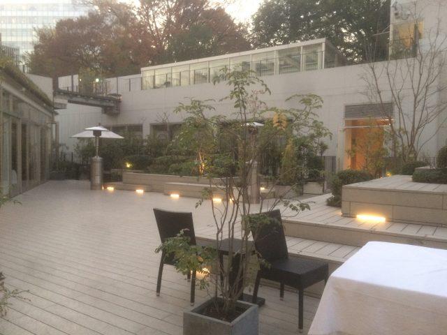 The 2nd floor Open Terrace