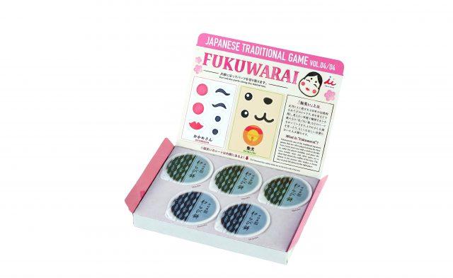 礼品盒「蕨饼」